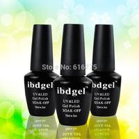24pcs Free shipping Uv Nail Gel resin material uv gel nails gell(22colors+1top+1base) varnishes nail