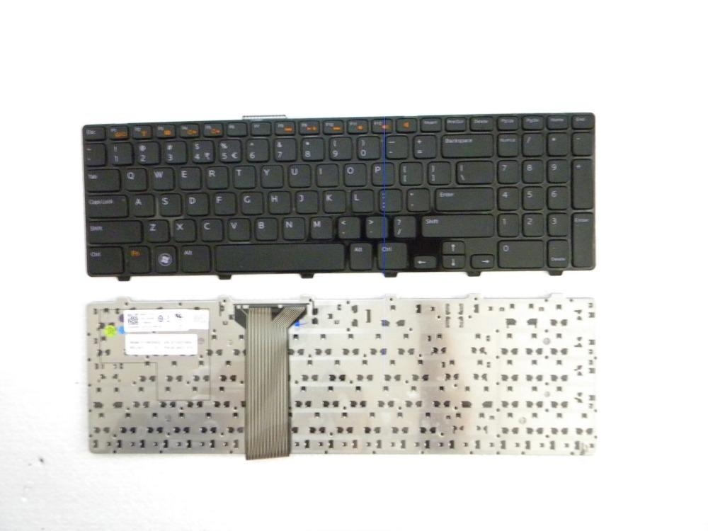 BRAND NEW KEYBOARD FOR DELL 15RR 15R-N5110 M5110 M501Z M511R(China (Mainland))