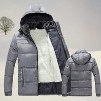 New arrivals 2014 men down jacket winter dress jacket fur coat man overcoat detachable big fur hood down coat Free shipping