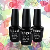 12pcs DHL Free shipping Uv Nail Gel 15ml 0.5oz uv nails varnishes gel nail polish led (10colors+1top+1base)nail stickers led