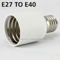 E27 to E40 Base LED CFL Light Lamp Bulb Adapter Converter