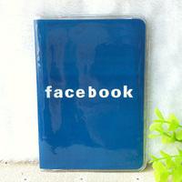 2014 Facebook logo passport holder passport cover passport bag PVC short paragraph - essential travel abroad to study