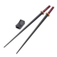 Cool Katana Japanese Sword Chopsticks Ninja Samurai Style Hashi