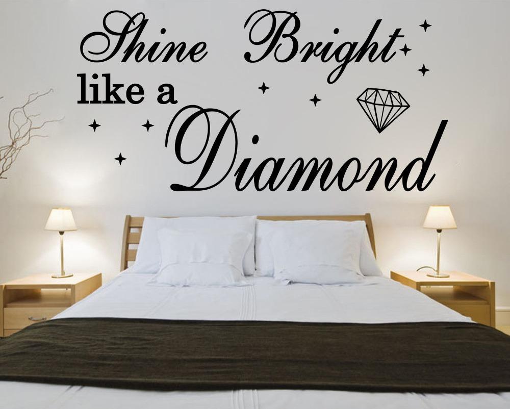 Bedroom Walls Song Wall Sticker Song Lyrics ·