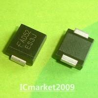 20 PCS ES3J DO-214AB SMC SMD 3.0 AMPS. Super Fast Surface Mount Rectifiers