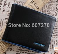 2014 new Men's short a wallet color edge men's wallet 300pcs/lot