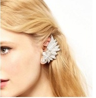 2pcs New Fashion Popular Personality Exaggerated Leaf Earrings Single Price  A1265