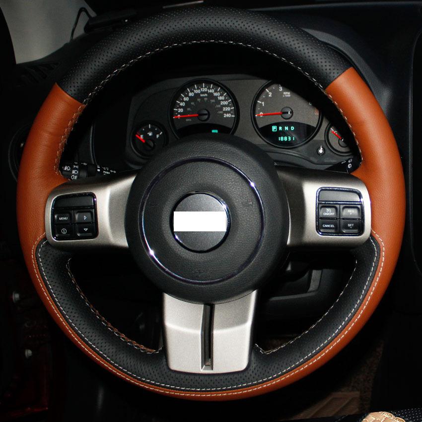 Jeep grand cherokee steering wheel cover
