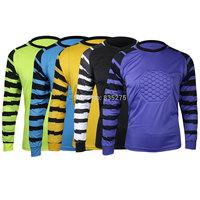 Porters take adult children goalkeeper jersey goalkeeper under longmen longmen shirts football soccer jersey