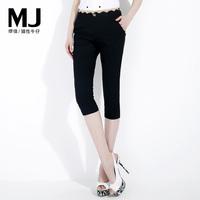 Trousers Direct Selling Capris Women Pants Miu Jia Summer 2014 New Korean Personality Loose Thin Casual Seven Pants Female 0721