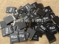 10pcs/lot high quatity memory sd card adapter SDHC card Original  SD adapter for micro sd card sdhc adapter free DHL