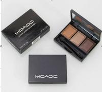 new popular!1pcs retail 2014 ES801 high quality brand 3 colors eye shadow,makeup eyeshadow free shipping