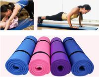 Free Shipping Hot Sale 8mm Moistureproof Fitness Yoga Mat Household Cushion Blanket Equipment Slip-resistant Sport Tools