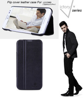 Special offer! For LG F240 E980 Optimus G Pro NILLKIN Victory V series leather Case flip Cover
