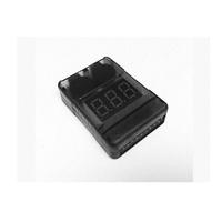LiPo Battery Low Voltage Alarm Buzzer Tester 1S-8S DJI Walkera Hubsan Traxxas