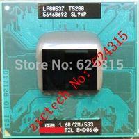 For Intel Core 2 Duo T5200 CPU (2M Cache, 1.6GHz,533 MHz FSB) PGA478, SL9VP ,TDP 34W, Laptop CPU Compatible 945GM 945PM 945GME