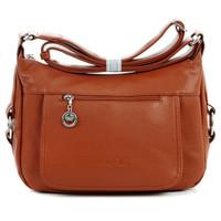 New 2014 casual women messenger bag fashion female shoulder bag sports vintage ladies crossbody bags women PU leather bag