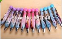 New arrival!cute ball pen 2 Box 48 pcs,Cartoon Ball point pen,Lovely cute Ballpoint pen,Hot Stationery,Free shipping