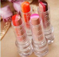 New Arrival Waterproof Elegant Gradient Color Lipstick matte smooth lip stick Long Lasting Sweet girl Makeup