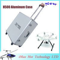 2014 Newest H500 Aluminum carry case for Walkera QR H500 FPV RC Quadcopter Drone Helicopter Remote Control Free Shipping Fee