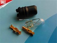 T10 instrument lamp base light bulb full set of fog lamp steering lamp base