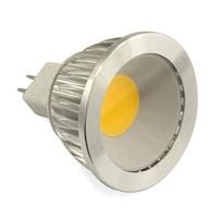 New MR16 LED Bulb 3W Watt High Power Epistar COB Chip DC 12V Warm  White 3000K Led