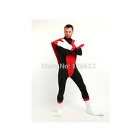 Black Red Lightcrawler Superhero Costume Zentai Unisex Party Costume Halloween Costume Festival Costume
