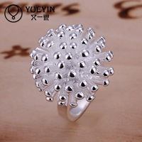 R001  925 Sterling silver  new design finger ring for lady