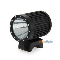 CREE XM-L 1600 Lumens T6 LED Bicycle Headlight Lamp Light+ Charger+18650 Black
