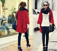 2014 spring and autumn women's thin cardigan long design shoulder width plus size outerwear air conditioning shirt