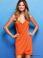 Hot Sale New 2014 summer fashion women's  summer cover  beach sexy bikini dress fashion dress #21008 Free shipping