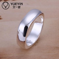 R004  925 Sterling silver  new design finger ring for lady