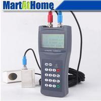 TDS-100H S1 Digital Handheld Ultrasonic Flow Meter/ Flowmeter DN15-100 LED New #BV286 @SD
