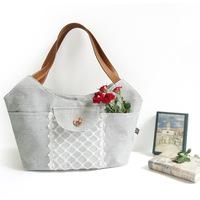Free Shipping Small Fresh Lace Handbag Shoulder Bag
