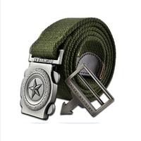 Mens Canvas Belt Cintos Cummerbund Buckle Waist Strap Belts For Men PK450