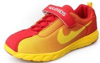 Fashion breathable children sneaker New design Autumn & summer Air mesh Ultra-light Boy running shoes Hot kids Girl sport shoes