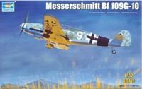 Trumpeter model 02298 1/32 Messerschmitt Bf 109G-10 plastic model kit