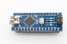 1PCS Nano 3.0 controller compatible with nano CH340 USB driver NO CABLE for Arduino NANO V3.0(China (Mainland))