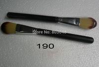 10Piece Professional #190 Powder Blush Brush Facial Care Facial Beauty Stipple Foundation Brush Makeup Tool Free Shipping
