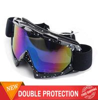 634 cycling goggles 100% UV protection ANSI Z87.1 strandard anti-fog professional ski glasses unisex multicolor snow goggles