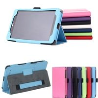 """Free shipping CY Grain Line Pattern Stand Leather Case Magnetic Cover For LG V480 LG G pad 8"""" tablet"""