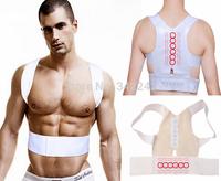 Quality is very good Magnet Posture Back Shoulder Corrector Posture Brace Belt Therapy Adjustable Kyphosis correction