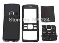 Full Housing Fascia Cover Case + Keypad for Nokia 6300 English keyboard High Quality