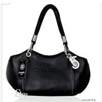 New Arrivel Fashion Women Handbag PU Leather Women Shoulder Bag High Quality Totes Free Shipping