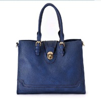 Europe and America style women handbags messenger bags leisure bags concise zebp083 free shipping
