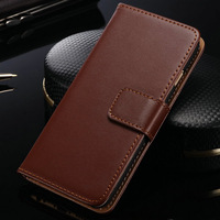 "DHL Wallet Style Case For iPhone 6 6G 4.7"" Genuine Leather Mobile Phone Bag With Stand+ Card Holder New Arrival 100 Pcs/lot"