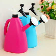 Garden Tools Dual-watering Watering Sprayers Watering Pot PP resin A loading Multicolor Household(China (Mainland))