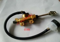 New modified motorcycle CBR400 CBR17/19/22/23/29 rear brake pump with oiler, brake pump