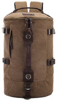 Free shipping,Men's male Vintage cotton canvas Travel backpack,Sport Outdoor Rucksack school bag Satchel Hiking bag