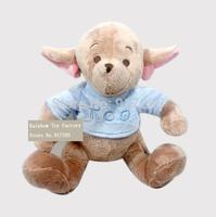 Free shipping 30 cm Cartoon Bear Plush Toys Roo bear plush toy for kids gift